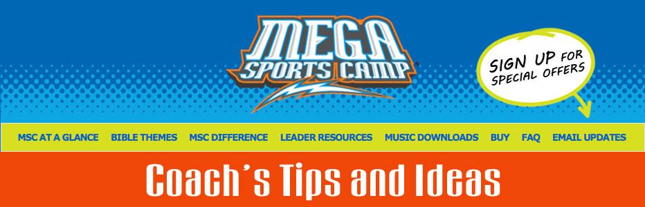 MEGA Sports Camp