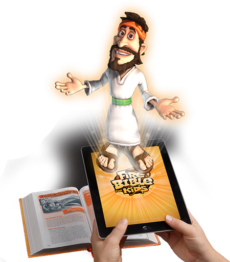 Fire Bible for Kids App