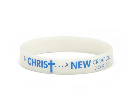 Spring to Life Jesus Bracelet