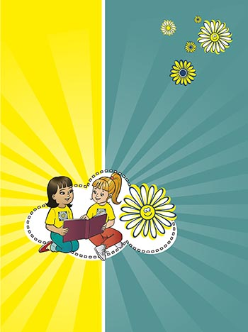 Daisies Activity Book - English