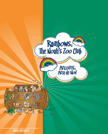 Mpact® Rainbows Unit Activity Book, Year 3