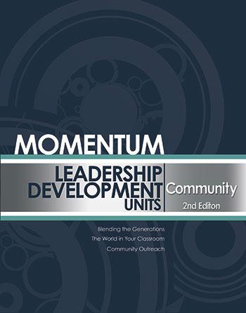 Momentum Leadership Development Unit: Community, 2nd Edition