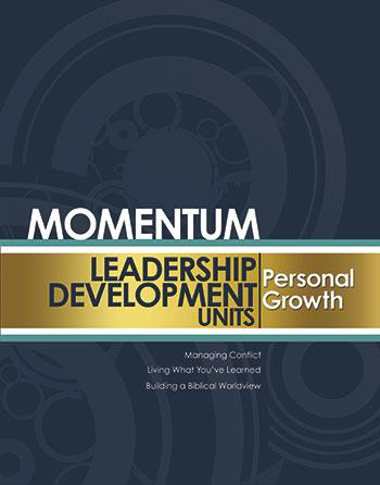 Momentum Leadership Development Unit: Personal Growth, 2nd Edition
