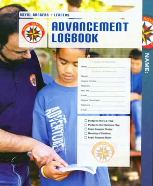 RR Leader's Advancement Logbook