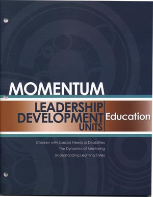 Momentum Leadership Development Unit: Education