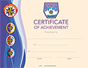 Adventure Rangers Certificate of Achievement