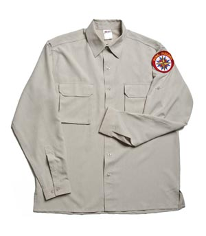 Royal Rangers Utility Shirt - Boys M