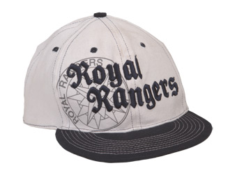 Royal Rangers® Flat-Brimmed Ball Cap, Large/XL