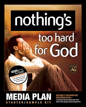 Nothing's Too Hard for God Starter/Sampler Kit