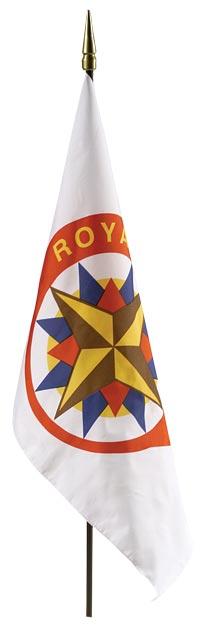 Royal Rangers Classroom Flag
