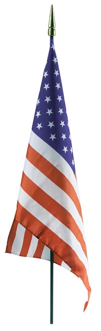 U.S. Classroom Flag