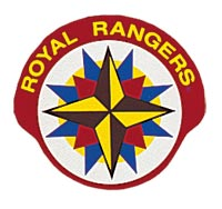Royal Rangers Decal, Small