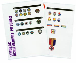 Leaders Advancement Stickers