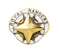 Royal Rangers Lapel Pin