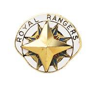 Royal Rangers Lapel Pin
