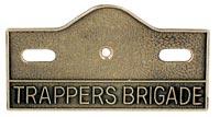 FCF Company Trapper Pin - 1st Level