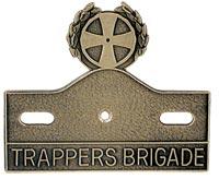 FCF Free Trapper Pin - 3rd Level