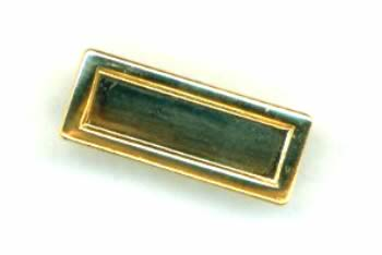 Leadership Development Units Gold Pin