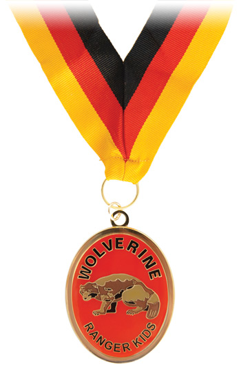 Trail to the Wolverine Medallion