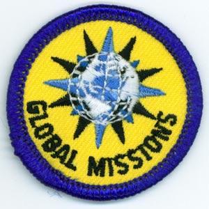 Global Missions Merit (Blue)