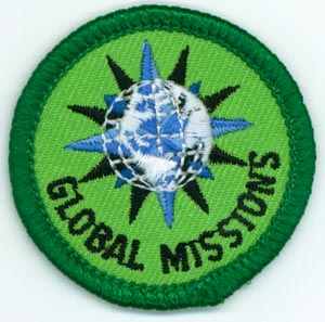 Global Missions Merit (Green)