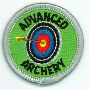 Advanced Archery Merit (Silver)