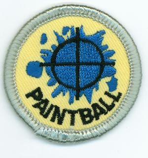 Paintball Merit (Silver)