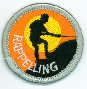 Rappelling Merit (Silver)