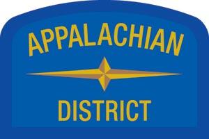 Appalachian Geographic Patch