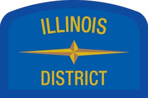 Illinois Geographic Patch