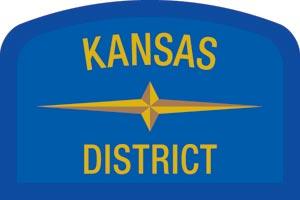 Kansas Geographic Patch