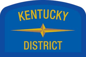 Kentucky Geographic Patch