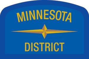 Minnesota Geographic Patch