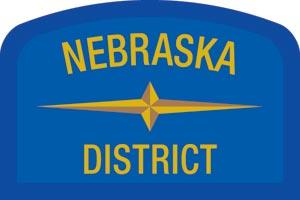 Nebraska Geographic Patch