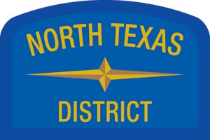 North Texas Geographic Patch