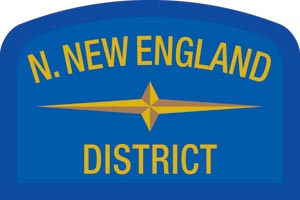 Northern New England Geographic Patch