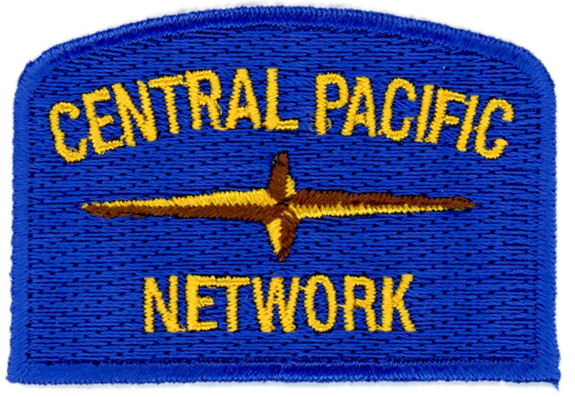 Northern Pacific Latin Geographic Patch