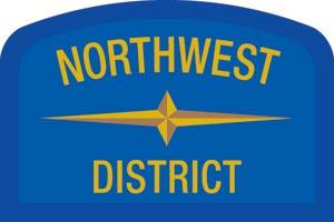 Northwest Geographic Patch
