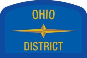 Ohio Geographic Patch