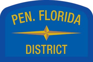 Pen. Florida Geographic Patch