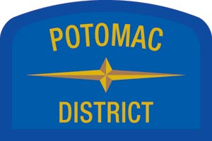 Potomac Geographic Patch