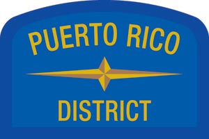 Puerto Rico Geographic Patch