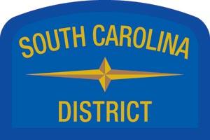 South Carolina Geographic Patch
