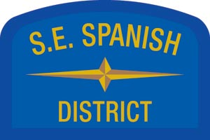 South East Spanish Geographic Patch