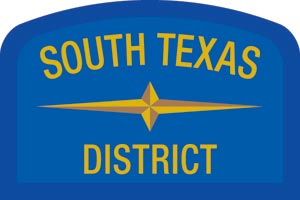 South Texas Geographic Patch