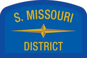 Southern Missouri Geographic Patch