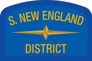 Southern New England Geographic Patch