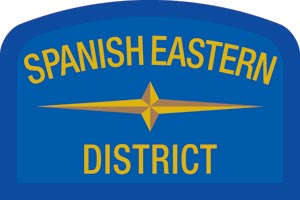 Spanish Eastern Geographic Patch