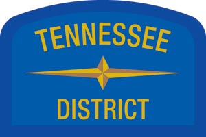 Tennessee Geographic Patch