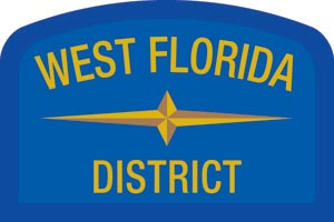 West Florida Geographic Patch